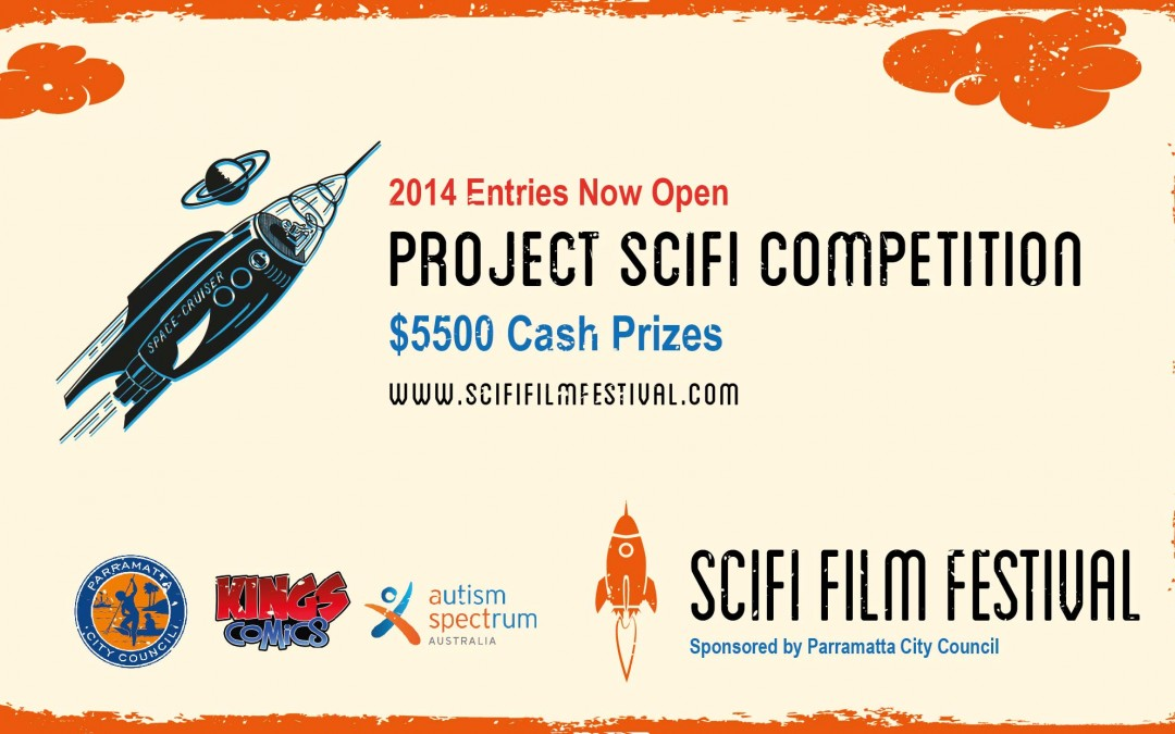 2014 Project SciFi Calling for Entries