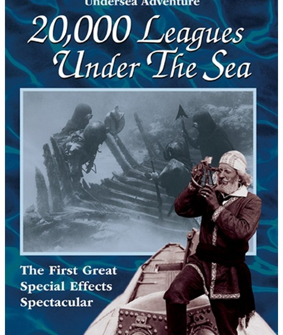 Film Review: 20,000 Leagues Under The Sea (1916)