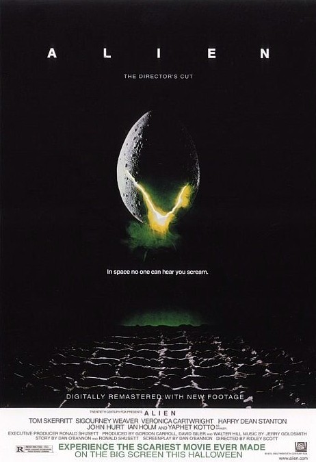 Film Review: Alien (1979) | SciFi Film Festival