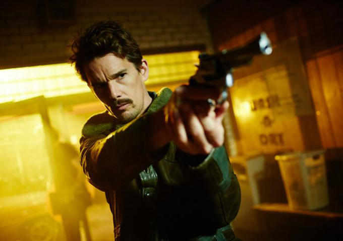 Watch: First Trailer For Time Travel Sci-Fi 'Predestination' Starring Ethan Hawke