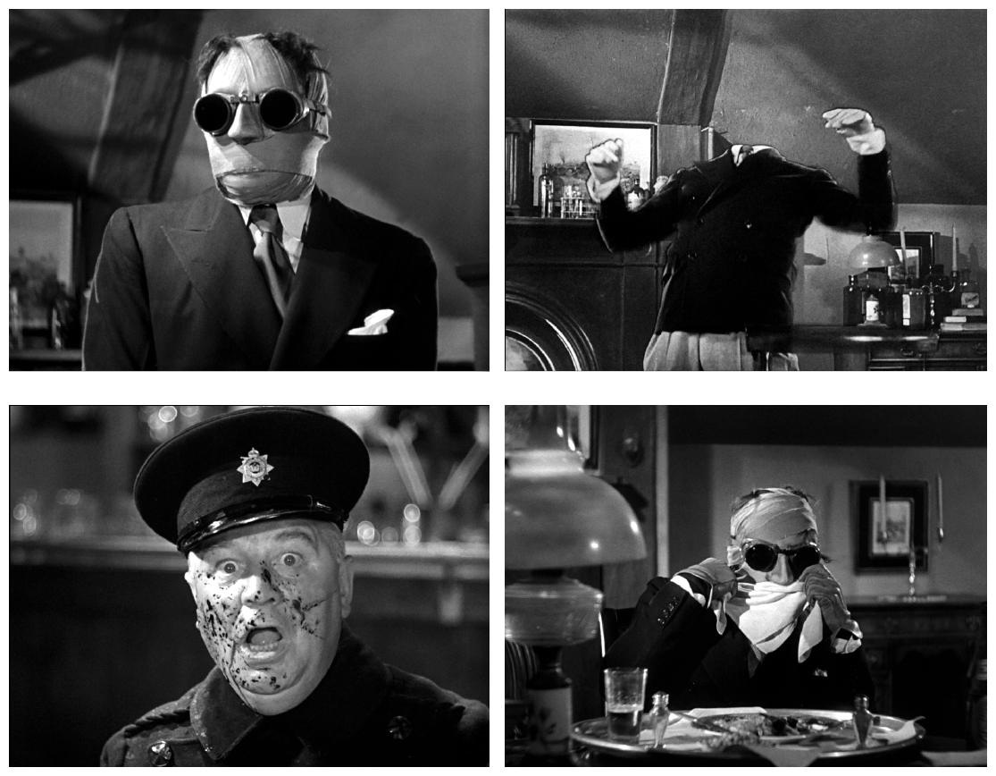 1933 Invisible Man