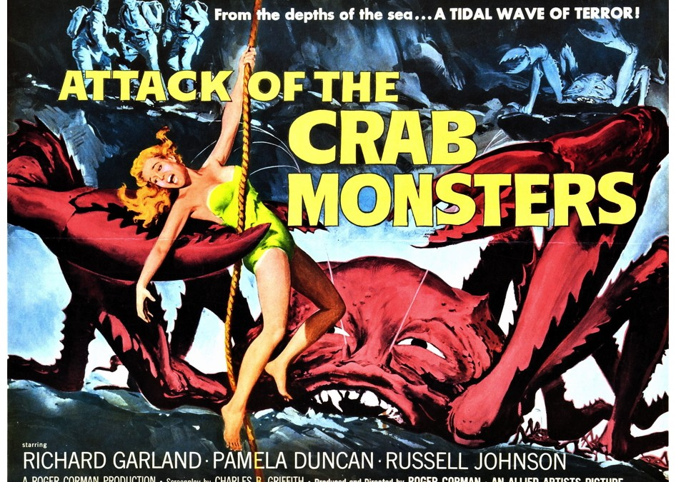 Film Review: Attack Of The Crab Monsters (1957)