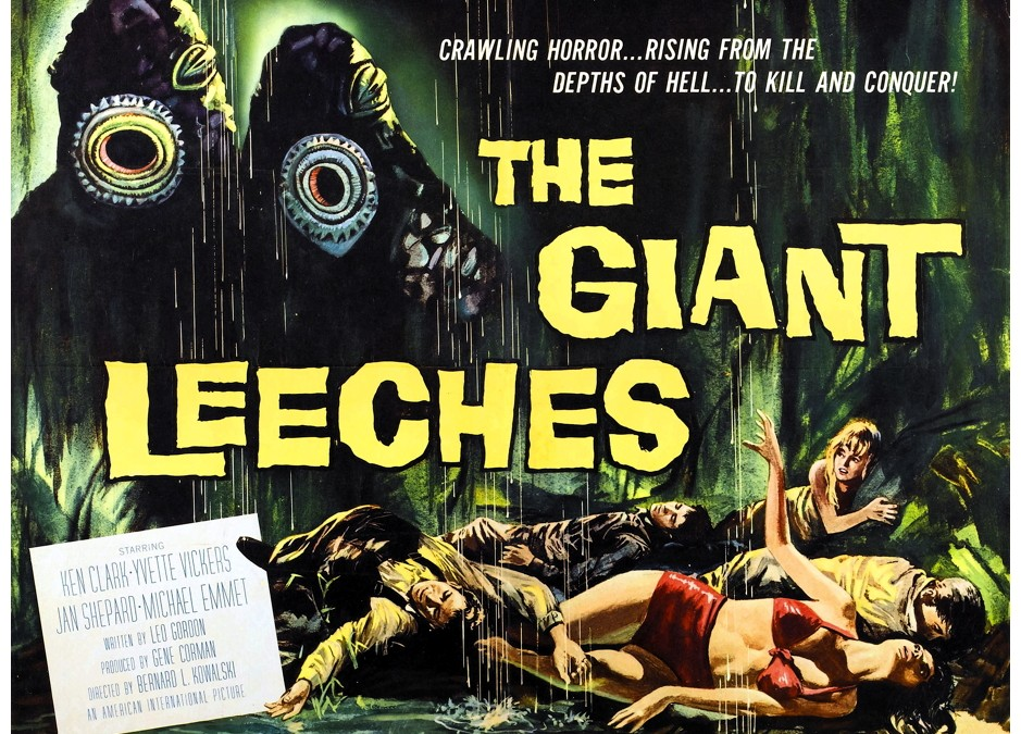 Film Review: Attack Of The Giant Leeches (1959)