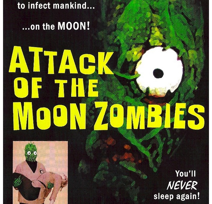 Film Review: Attack Of The Moon Zombies (2011)