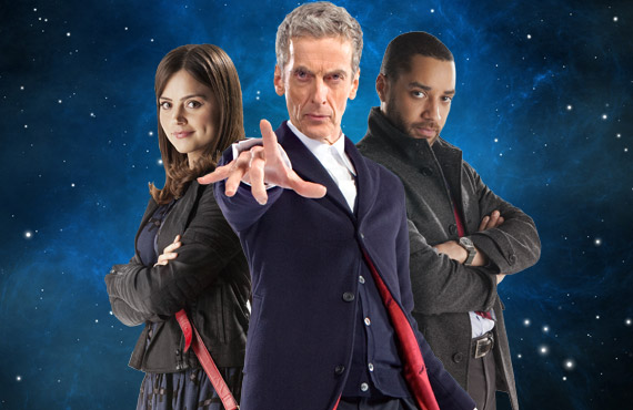 Doctor Who' Series 8 Episode 1 'Deep Breath'