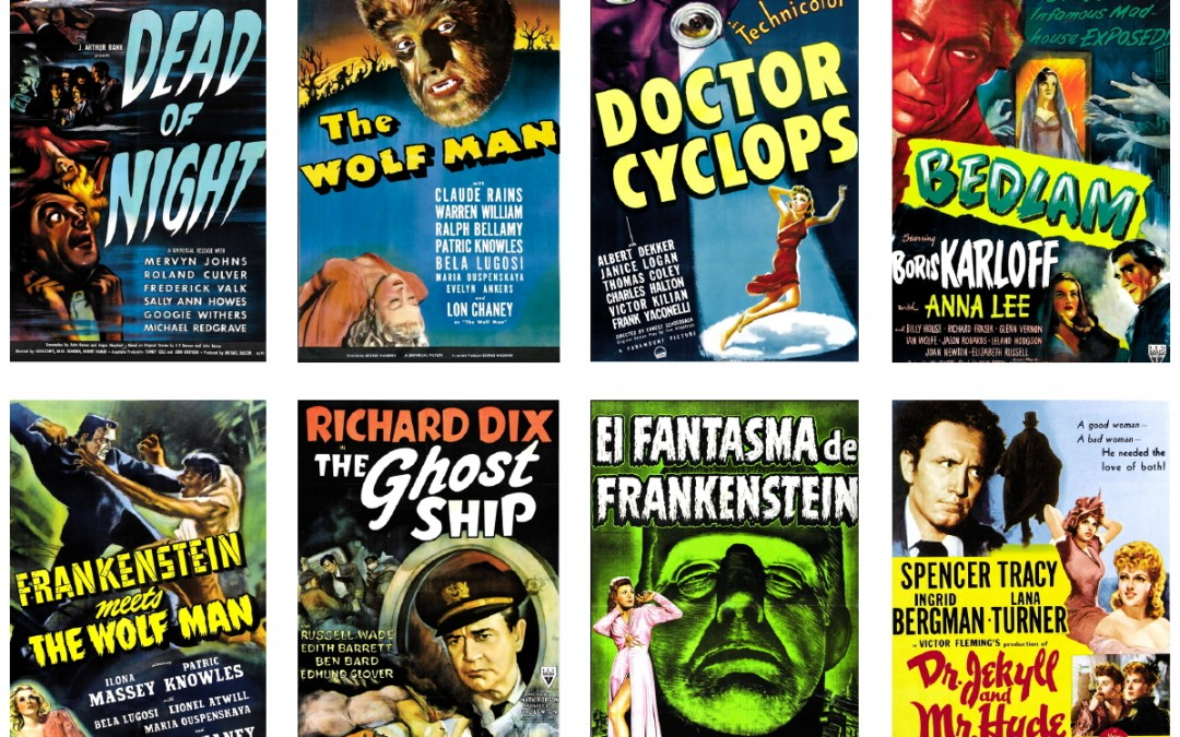 Key Genre Films Of The Forties