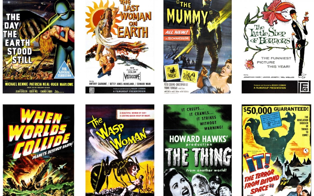 Key Genre Films Of The Fifties