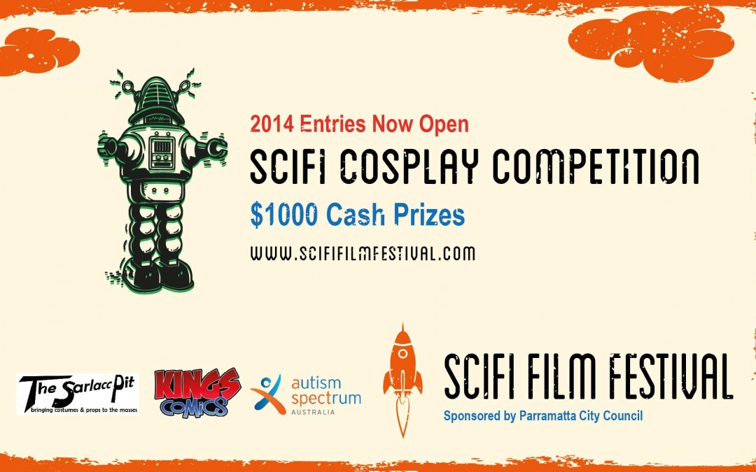 Announcement of Sci Fi Cosplay Competition