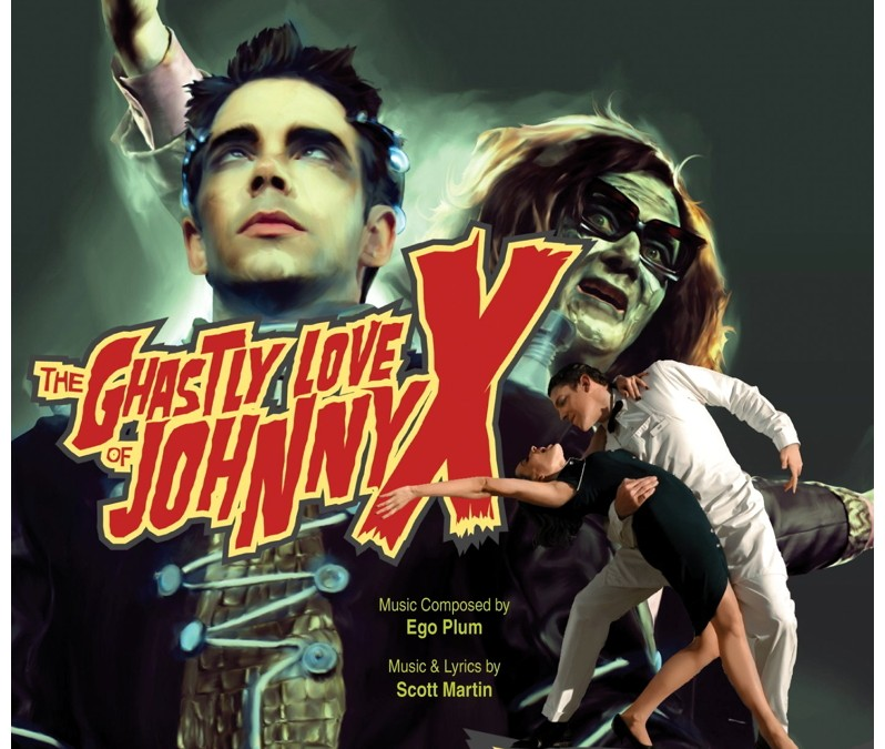 Film Review: The Ghastly Love Of Johnny X (2012)