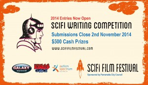 Sci Fi Writing Competition