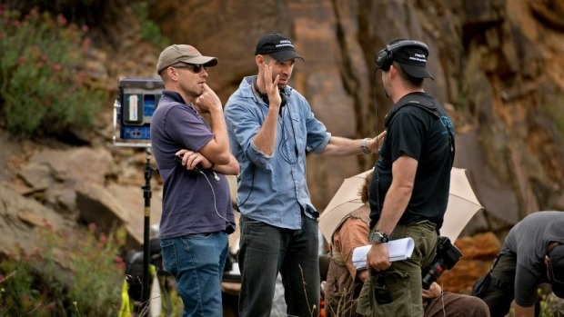 Blue World Order: Sci-fi film is being shot Canberra, and seeks extras