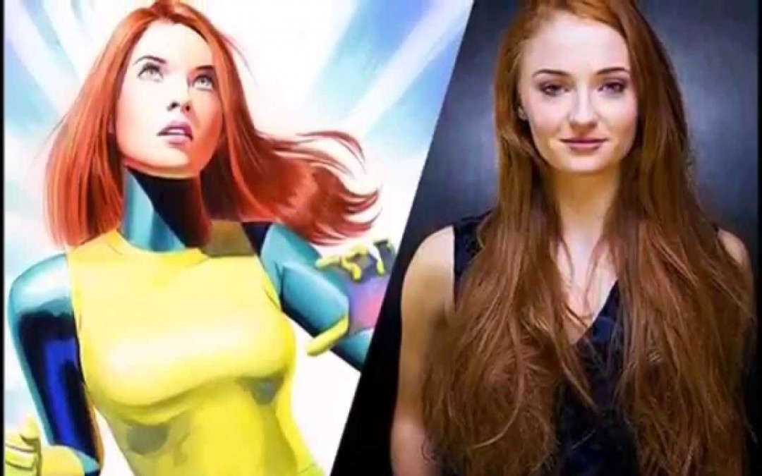Sophie Turner the new Jean Grey