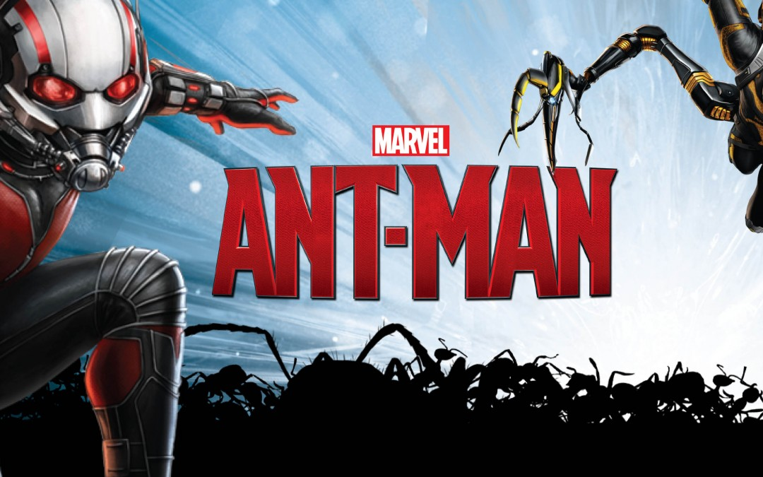 New Ant-Man Trailer Packs A Punch!