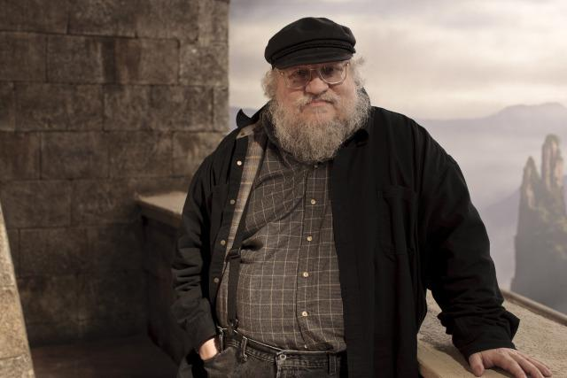 George R.R. Martin reveals his next HBO project: A sci-fi-driven TV series