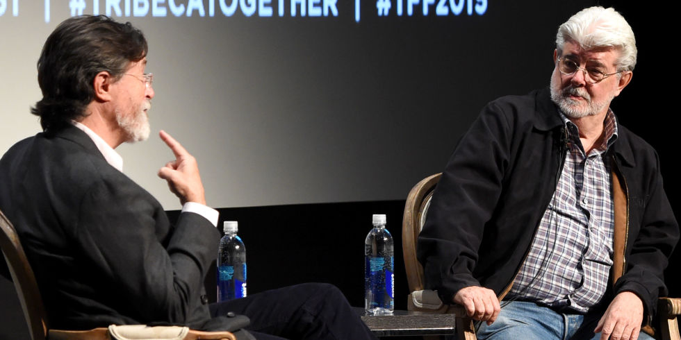 George Lucas: Don't look at me for 'Star Wars' spoilers