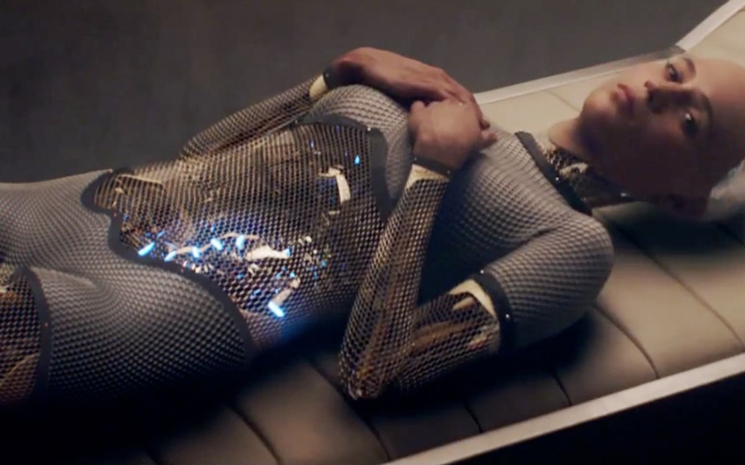 Review: 'Ex Machina' Will Satisfy Any Sci-Fi Fan