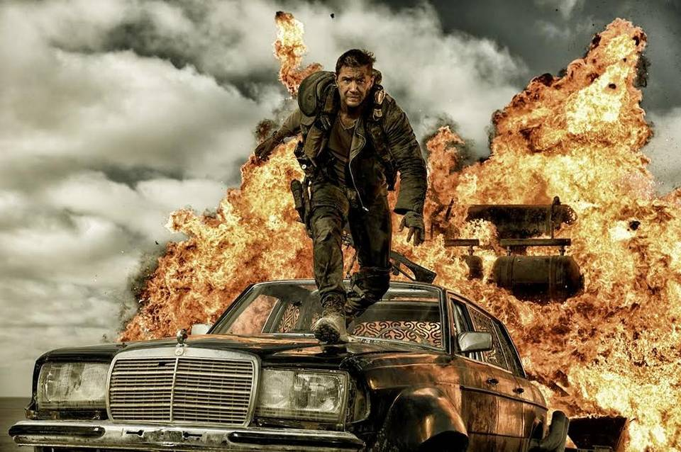 'Mad Max: Fury Road,' director George Miller tops his action classic 'The Road Warrior'