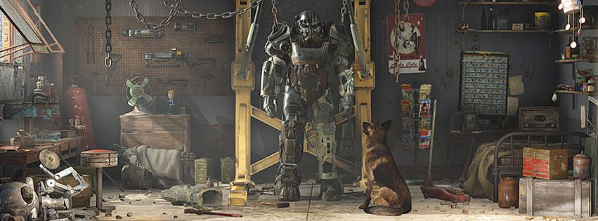 Fallout 4 – Has Been Revealed To The Light Of Day