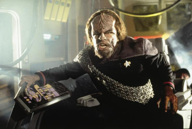 Michael Dorn updates us on his proposed Capt. Worf series and reveals intriguing plot details