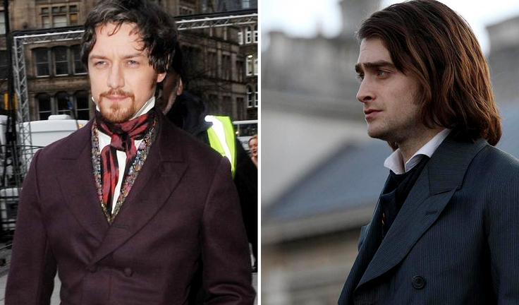 Victor Frankenstein (2015) Daniel Radcliffe and Jessica Brown Findlay On Set – Behind the Scenes
