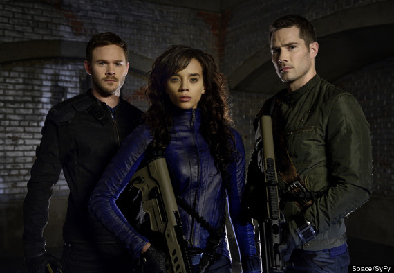 Syfy Picks Up Adventure Series – Killjoys