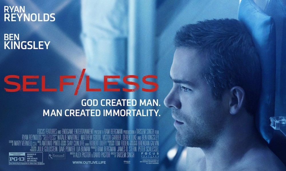 Self/less Official Trailer #1