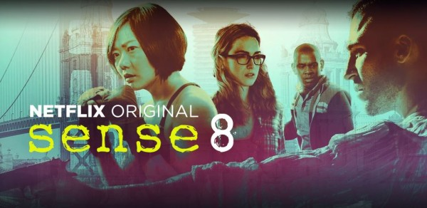 Netflix's sci-fi 'Sense8' explores human connection
