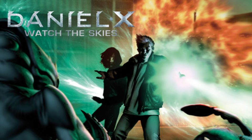 Will there be a Daniel X alien hunter live action movie?