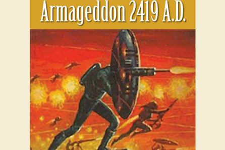 Original Buck Rogers Novel 'Armageddon 2419 A.D.' To Blow Up Big Screen, Courtesy Of Angryfilms – Comic Con