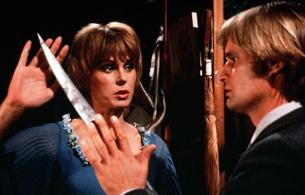 Cult sci-fi drama Sapphire & Steel could be making a comeback