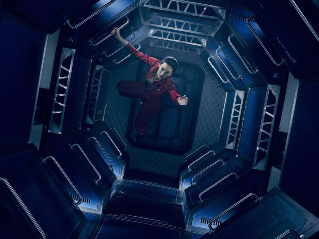 'The Most Ambitious Series in Syfy History' Will Debut in December