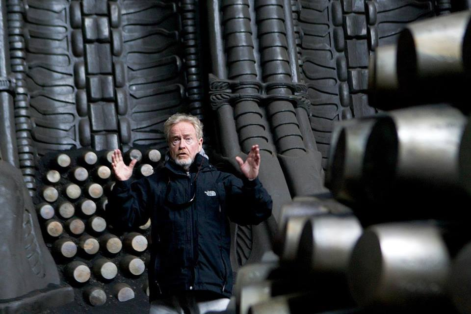 Ridley Scott's 'Prometheus 2' to Begin Filming in January 2016