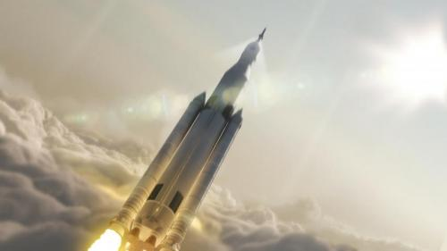 NASA deep-space rocket, SLS, to launch in 2018