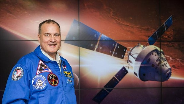 Former NASA astronaut Richard Hieb calls for more science education