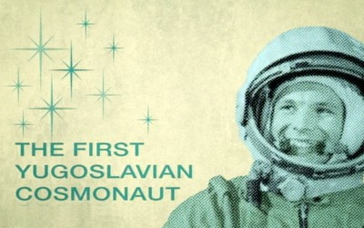The First Yugoslavian Cosmonaut (NL) 3.29mins