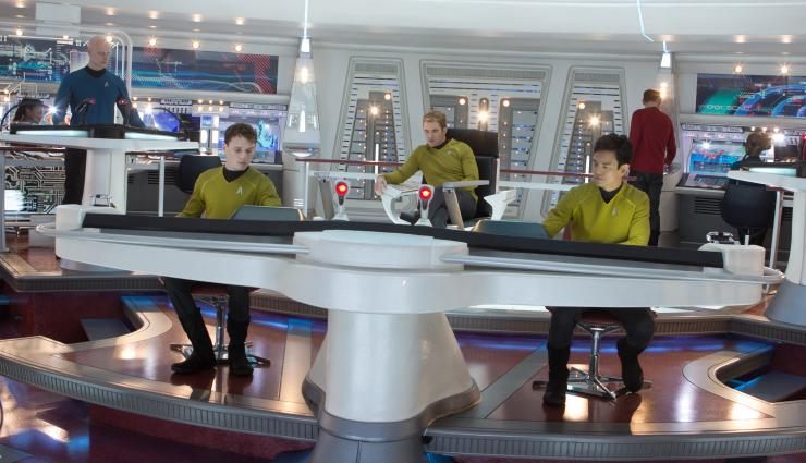 How Guardians of the Galaxy led to changes for Star Trek 3