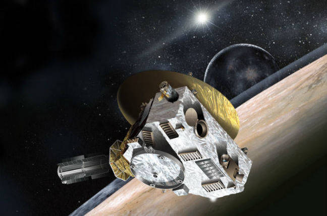 Say 'CHEESE', Pluto! New Horizons probe to snap pics of dwarf planet