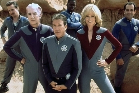'Galaxy Quest' Series In Works At Paramount Television