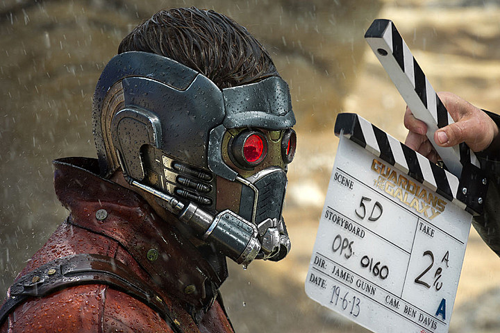 Marvel and Director James Gunn Have Already Started Casting Guardians of the Galaxy 2