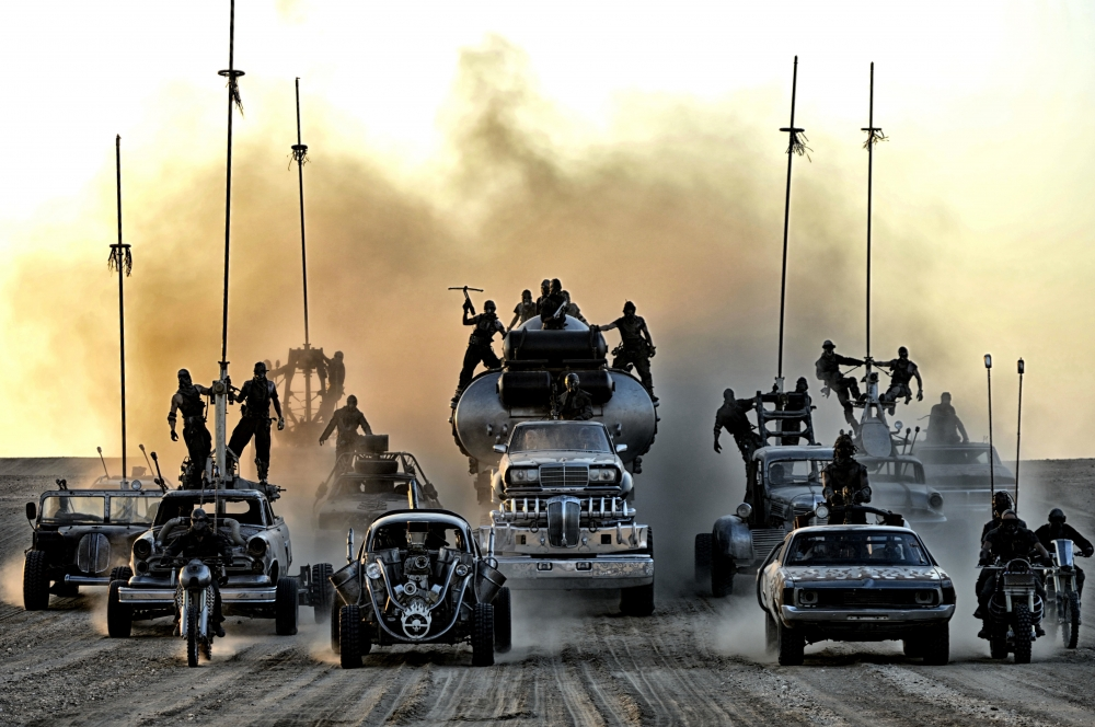 10 great dystopian Australian road movies
