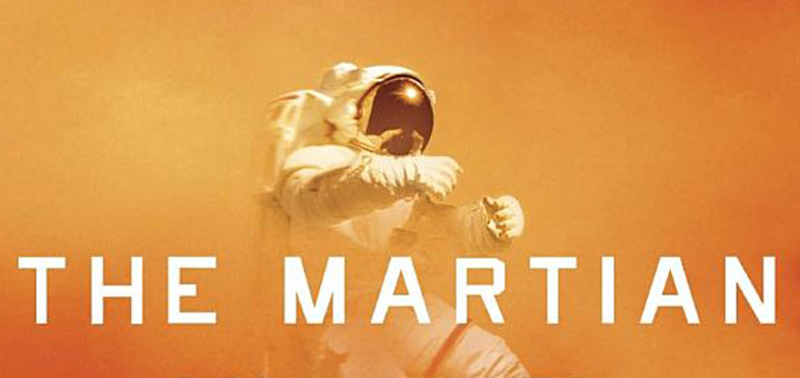 The Martian: A trailer is released for the upcoming sci-fi movie