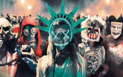 The Purge: Election Year (The 2016 SciFi Film Festival)