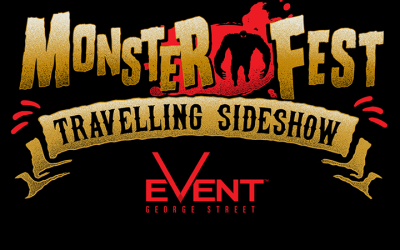 Check Out the MONSTER FEST TRAVELLING SIDESHOW Trailer!