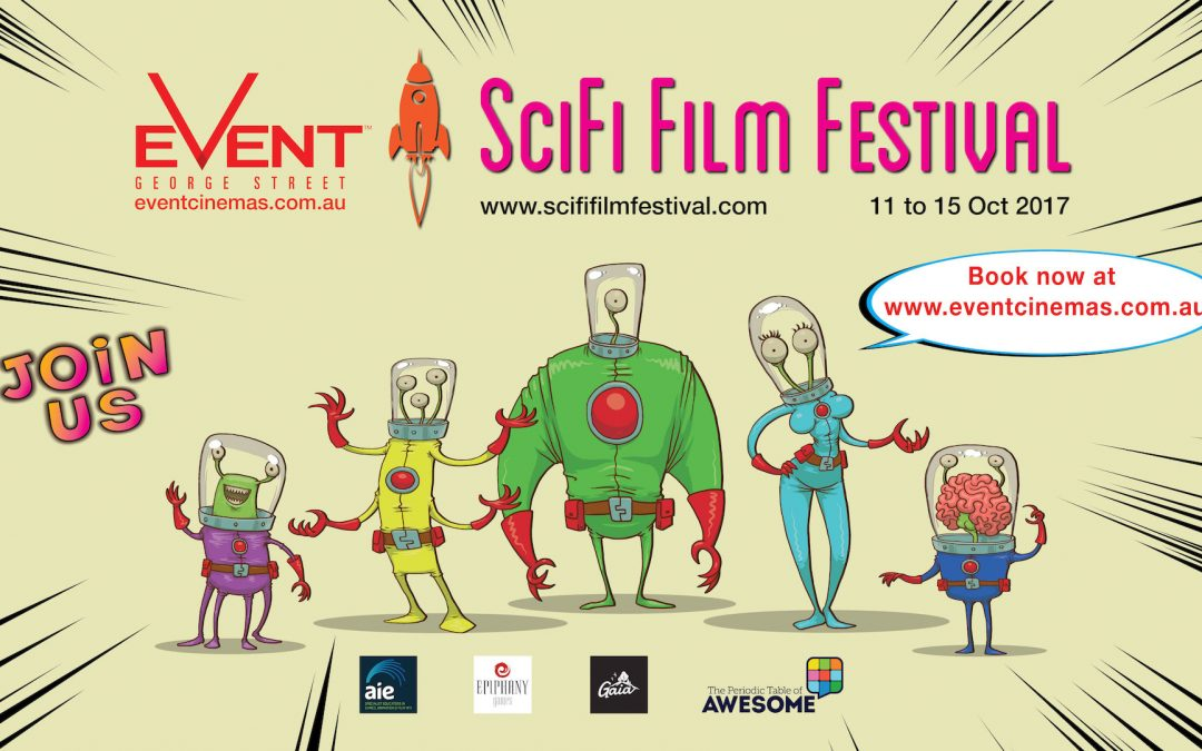 SCIFI FILM FESTIVAL LAUNCHES PROGRAM FOR 2017